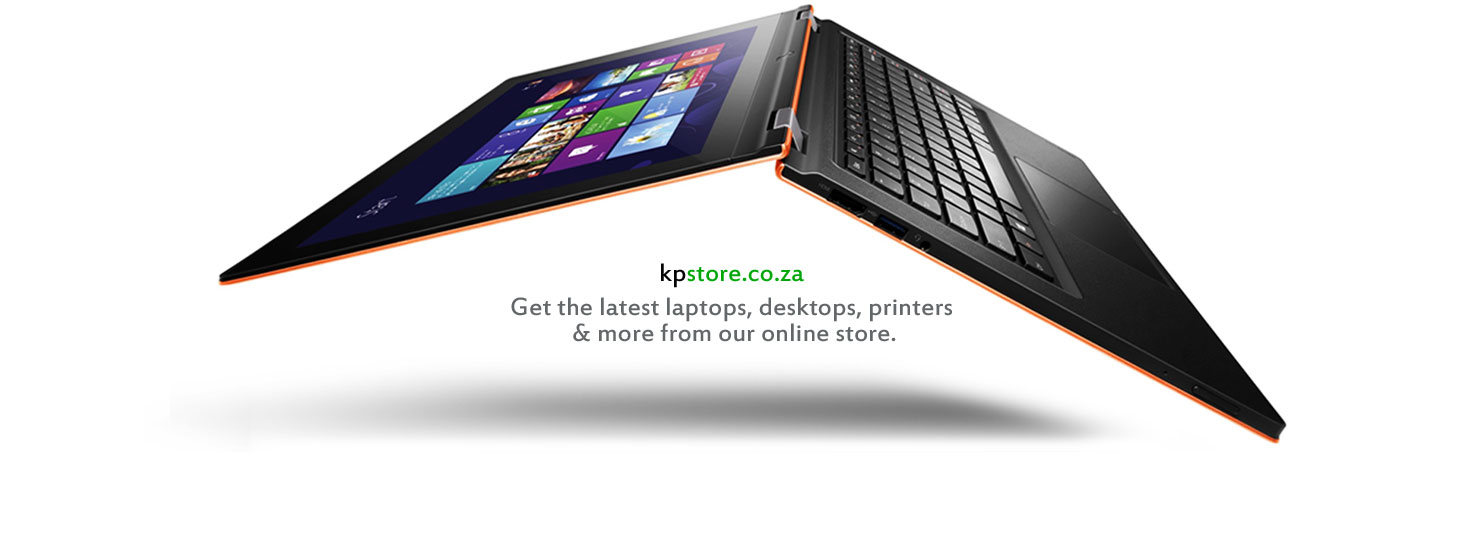 Buy Laptops and Office Hardware from www.kpstore.co.za